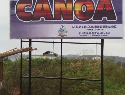 CANOA SE LEVANTA - ESPERAMOS TU VISITA.